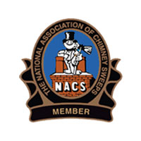 Nacs approved chimney sweep badge