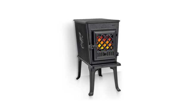 Jotul F602 and F118CB